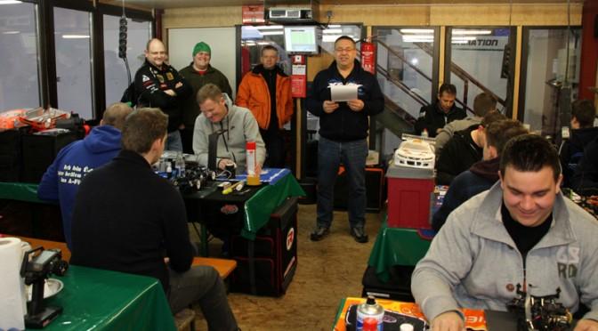 Tonisport-Winter-Cup auf dem Eifel-Ring