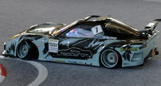 Drift-Cars: Die Details müssen stimmen