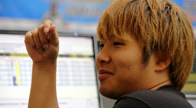 Naoto Matsukura jetzt Mitglied im Kyosho Offroad-Team