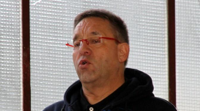 Uwe Baldes: Klare Worte zum DMC-Sportbundtag