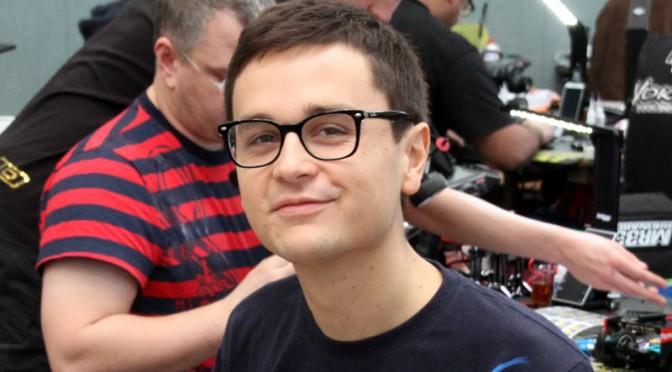 Alexander Hagberg verlängert Vertrag mit Xray