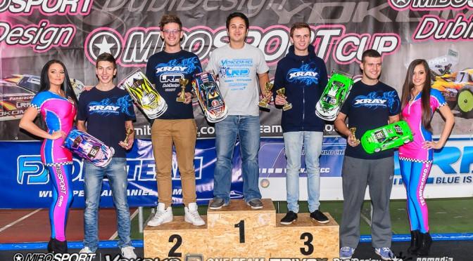 Ronald Völker gewinnt Runde 1 im Mibosport-Cup