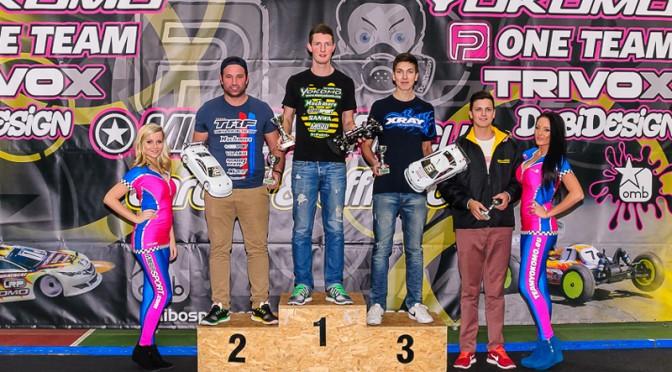 Yannic Prümper gewinnt Runde 2 im Mibosport-Cup