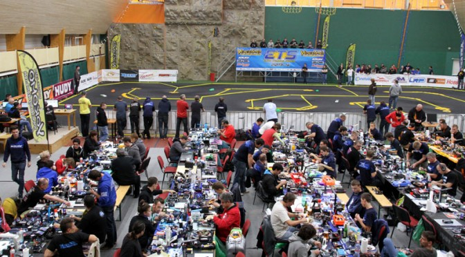 ETS-Saison 2014/2015: Auftakt in Hrotovice