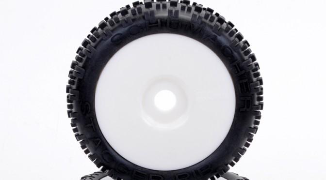 Schumacher Racing entwickelt neuen Stagger-Reifen 1:8