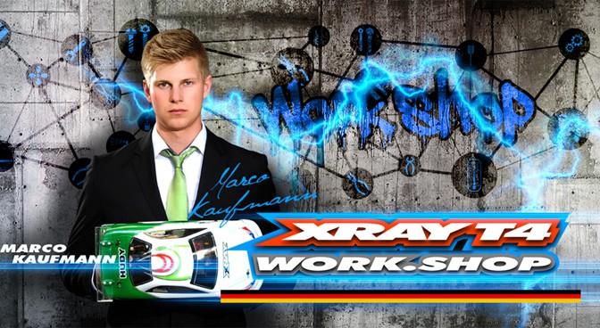 Xray T4: Tipps und Tricks von Xray-Teamfahrer Marco Kaufmann