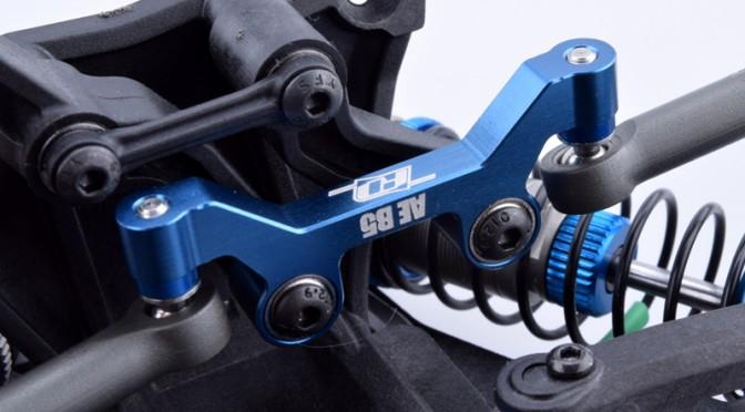 Revolution Design liefert neue Tuningteile für die Asso B5-Buggys