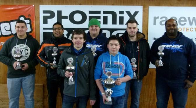 Tonisport Winter-Cup: Die Champions sind gekürt