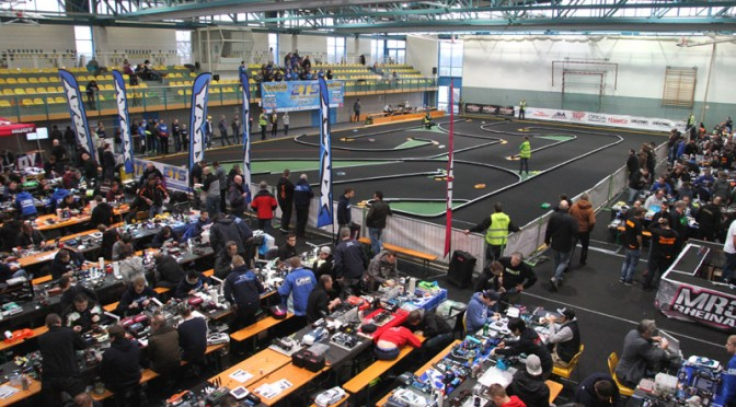 Euro Touring Series 2014/2015: Zweiter Lauf in Mülheim-Kärlich