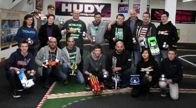 NRW Fun Cup bei den Fun Racer in Wuppertal