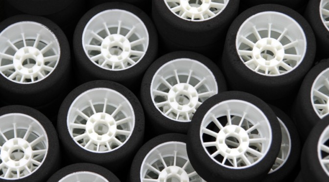 Euro Nitro Series – Reifenwahl getroffen