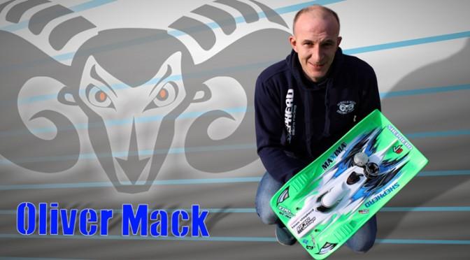 Oliver Mack bleibt beim Team Shepherd