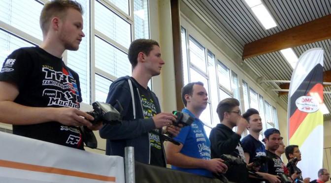 Die letzten Deutschen Meister Indoor sind gekürt