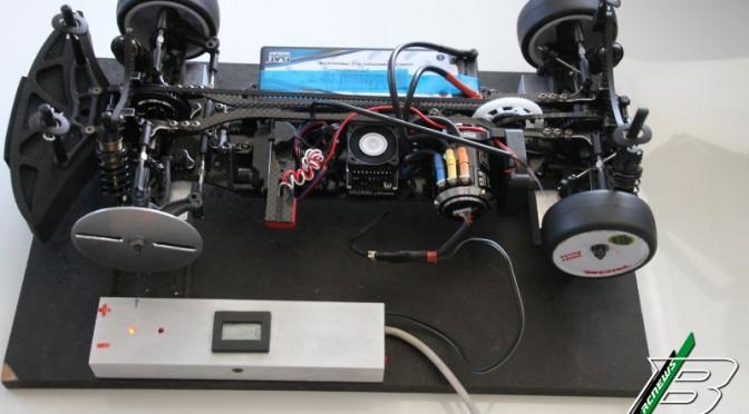 Einfach und schnell: Überprüfung der Getriebeuntersetzung