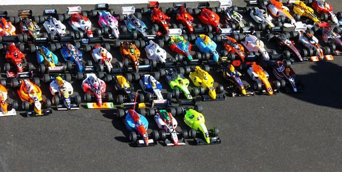 Jitse Miedema gewann erstes Internationale Dutch F1 Masters