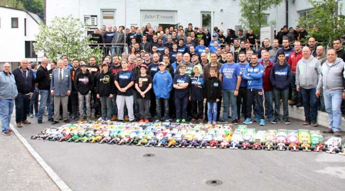 Euro Touring Series 2014/2015 – Vierter Lauf in Mattsee – Tag 3