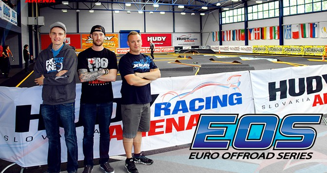 Euro Offroad Series 2014/2015 geht in die letzte Runde