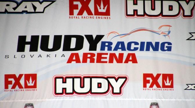 Euro Touring Series: Termin für Saisonfinale in der Hudy Arena steht