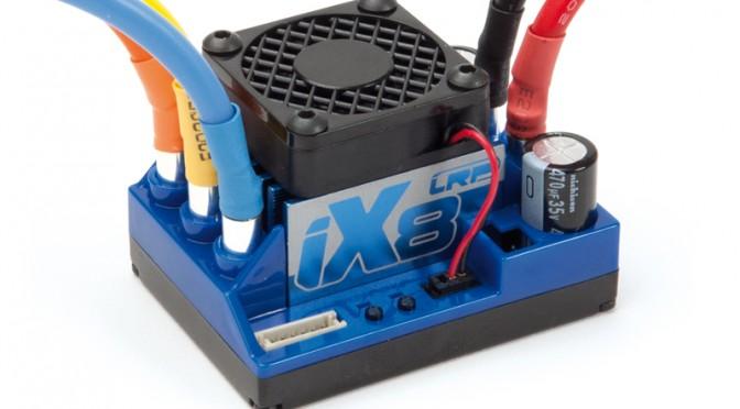 Neue Software für die LRP iX8-Serie