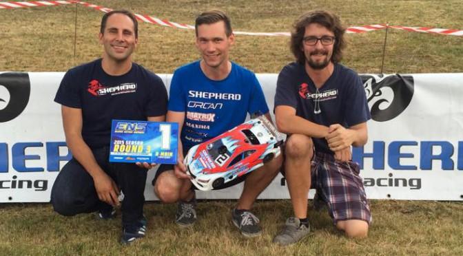 ENS Ettlingen: Dirk Wischnewski gewinnt Nitro Scale