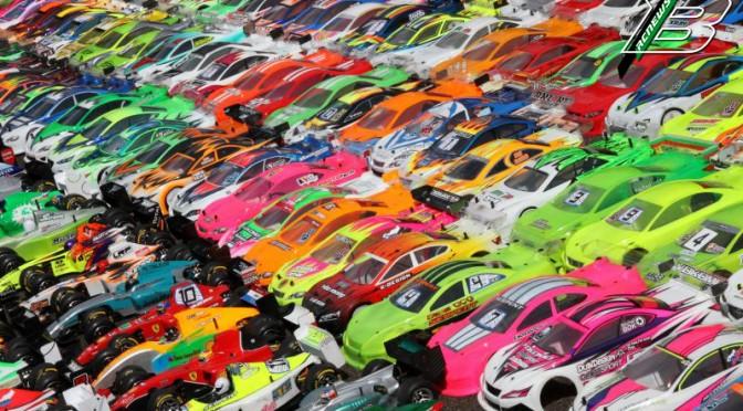 Euro Touring Series 2015 in Trencin – Bilder