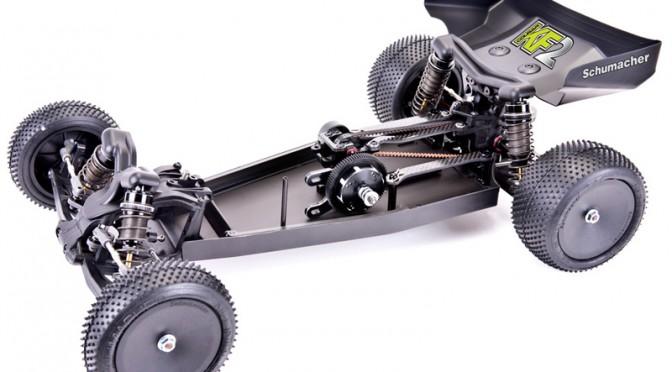 Umbaukit für den Schumacher Cougar Kf2