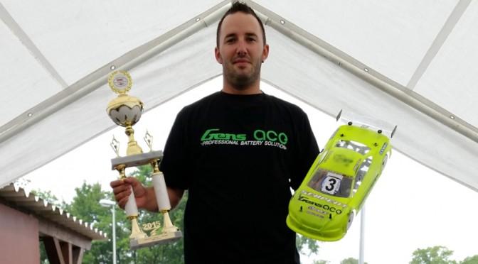 Marc Fischer wird neuer Gens Ace-Teamfahrer