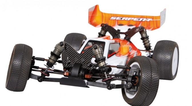 Der Serpent Spyder SRX-4