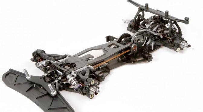 Serpent produziert speziellen Motorhalter für die TBB-Motoren