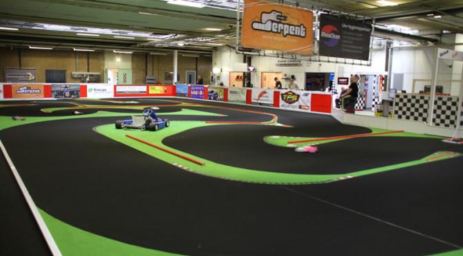Die Racing Arena Limburg – neue Rennstrecke im Dreiländereck