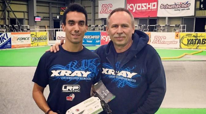 Bruno Coelho neuer Weltmeister Buggy 4WD