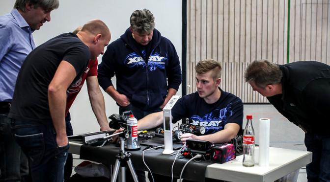 Zweiter Xray-Workshop mit Marco Kaufmann