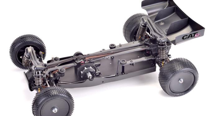 Cat K2 – der neue Buggy 4WD von Schumacher