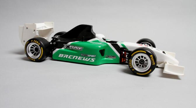 ETS – Neue Reifen und Flügel für die Formelklasse