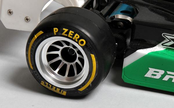 Neue Aufkleber für Ride-Reifen