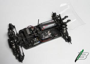 Der komplett montierte XB4