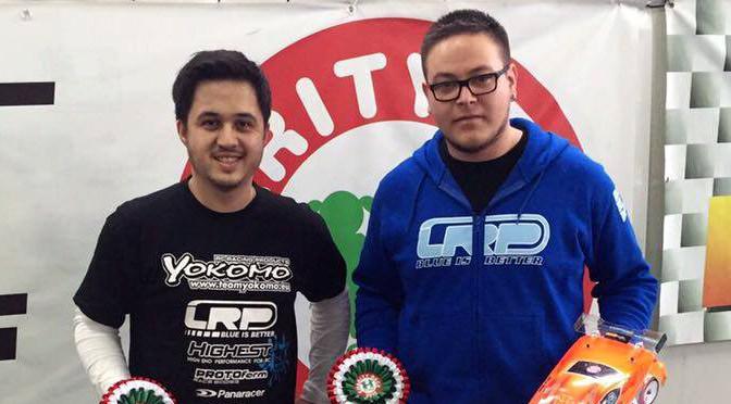 Charity Race 2015: Ronald Völker und Max Mächler gewinnen ihre Klassen