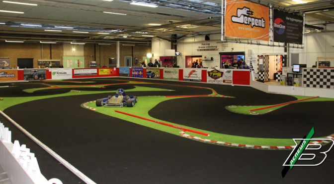 Masters of Foam in der Racing Arena Limburg