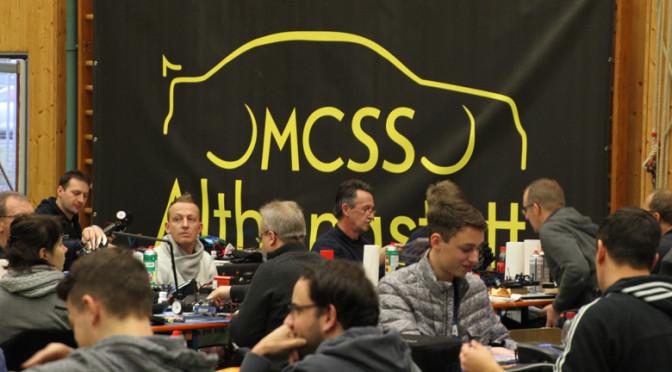 MCSS Open 2016 im RennTicker – Tag 1