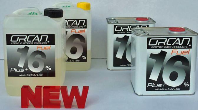 Orcan Treibstoff von neuem Hersteller