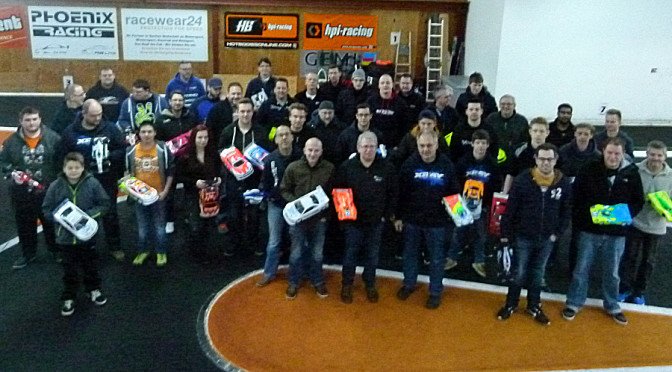 Tonisport-Winter-Cup: Rettke und Libar die großen Sieger