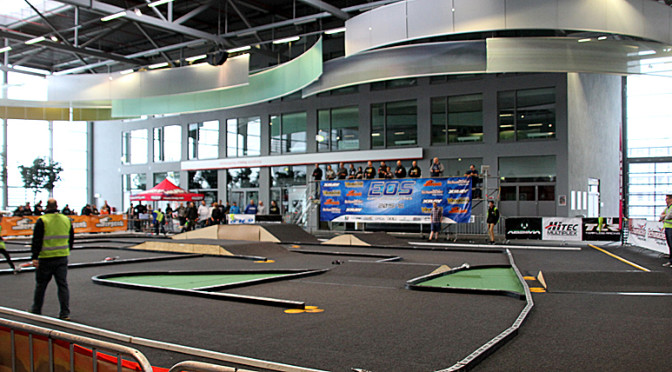 Finale der Euro Offroad Series am Nürburgring