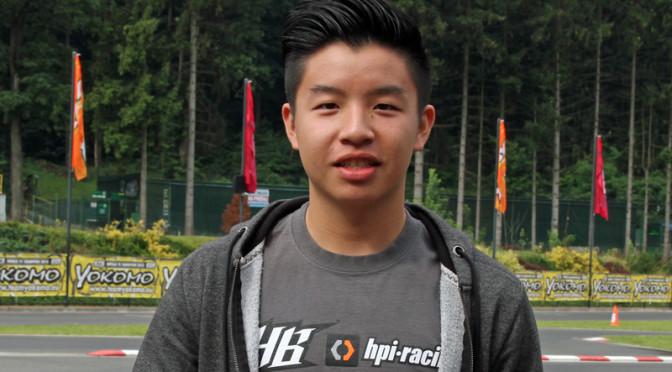 JJ Wang neuer LRP Teamfahrer