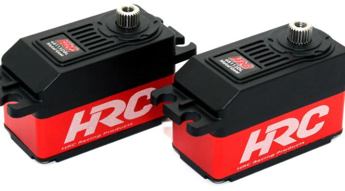 Neue Digitalservos von HRC Racing