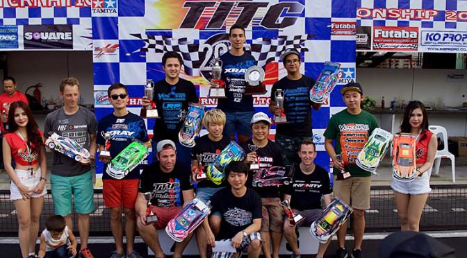 Bruno Coelho gewinnt TITC in Bangkok