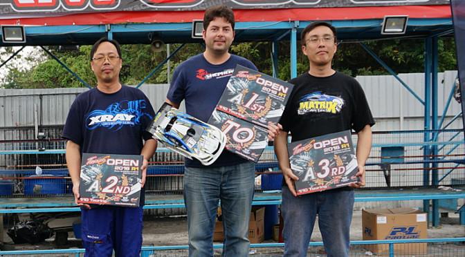 Patrick Schäfer gewinnt Nitro Scale in Hongkong