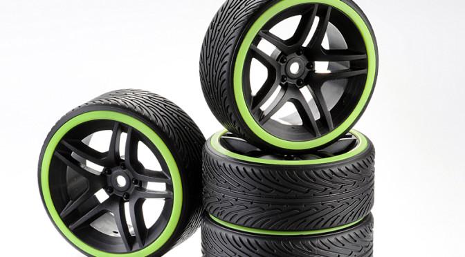 Neue Drift-Reifen von Absima