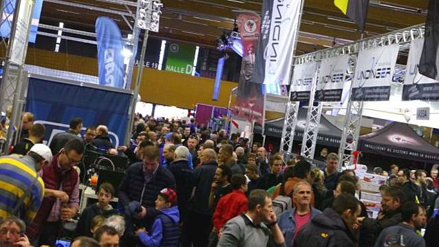 Euro Touring Series auf der Modellbau Messe Wels