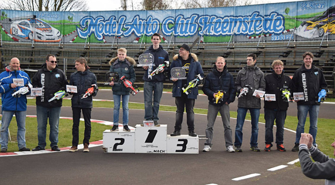 International Dutch F1 Masters: Jitse Miedema gewinnt erneut