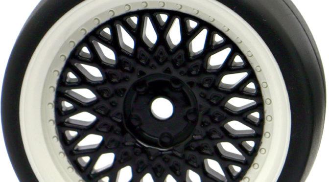 Neue Driftreifen von HRC Racing
